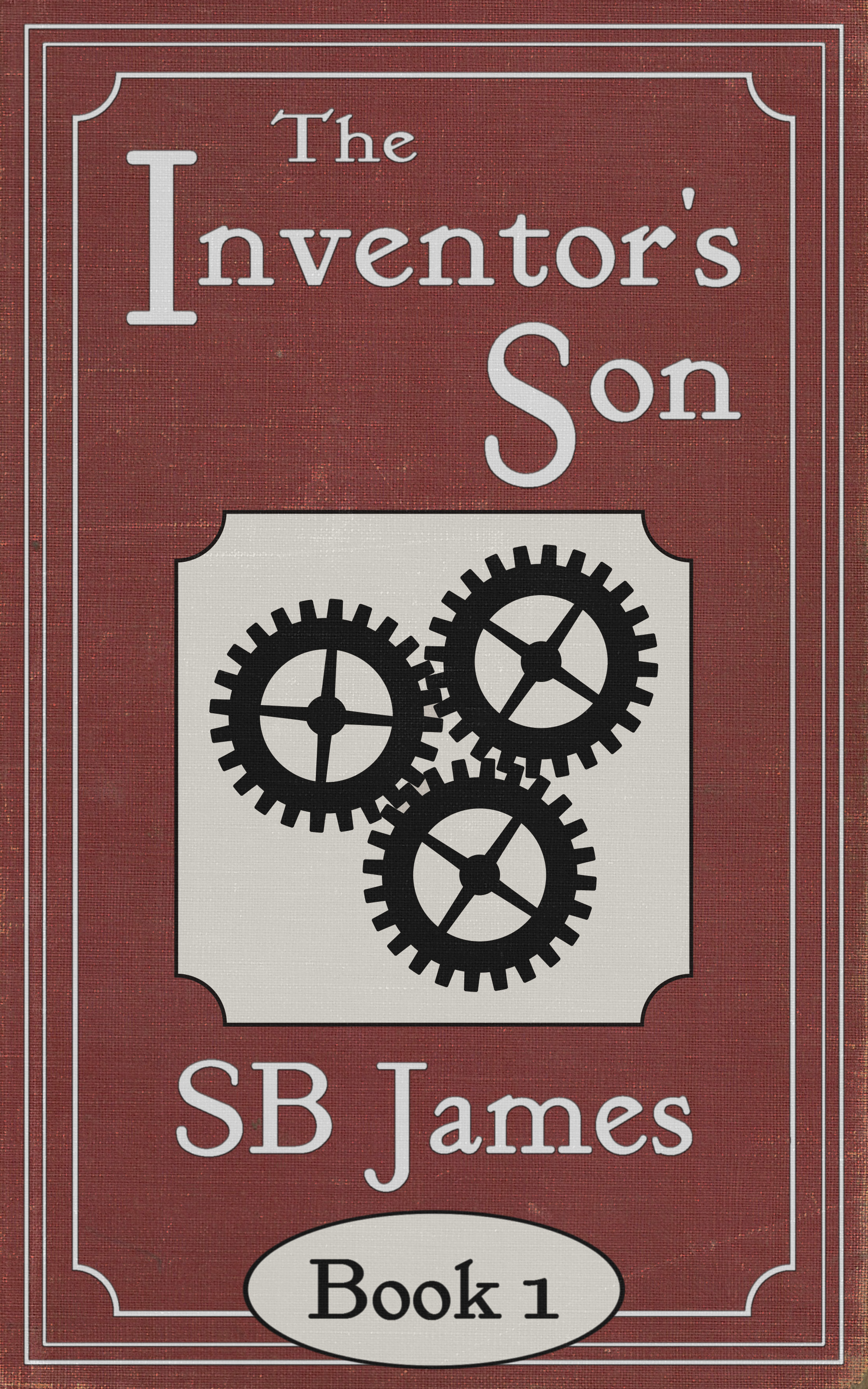 This is the redesigned Inventor's Son cover.