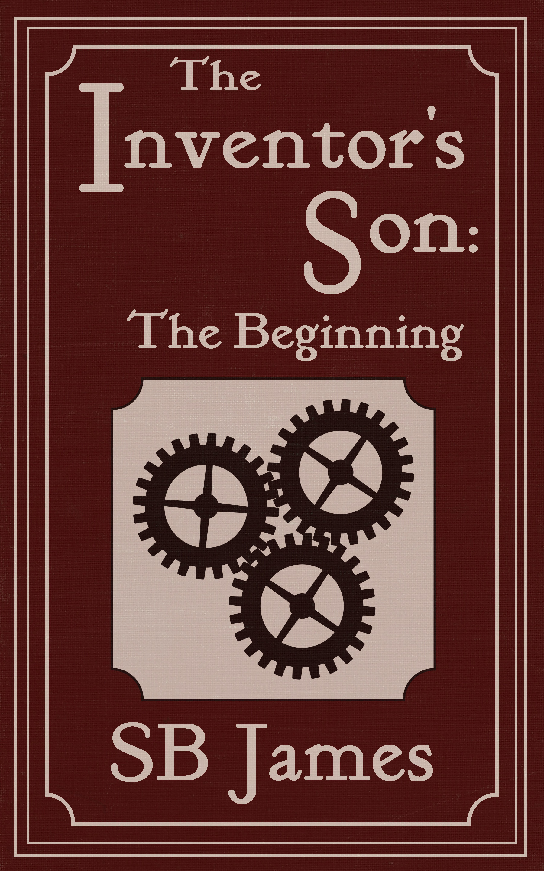 The Slightly Revised Beginning Cover