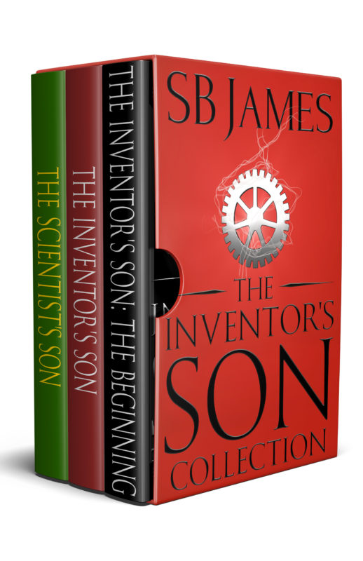The Inventor's Son Collection (Books 0-2)