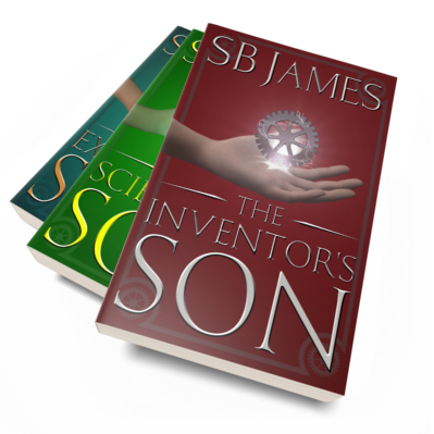 Detailing the Progress Made with Updates to The Inventor's Son Series